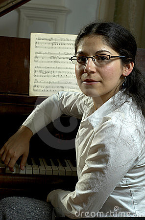 Retrato de um pianista