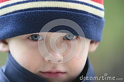 Retrato de un muchacho