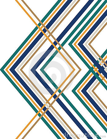 Retro Angle Tangle Stock Photo - Image: 8252010