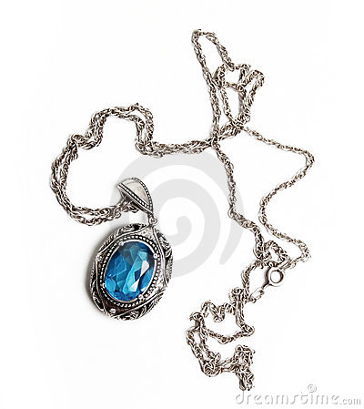 Free Retro Antiques Pendant Royalty Free Stock Photo - 16740925