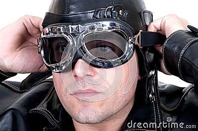 Retro aviator