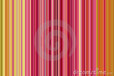 Retro background with colorful vertical stripes