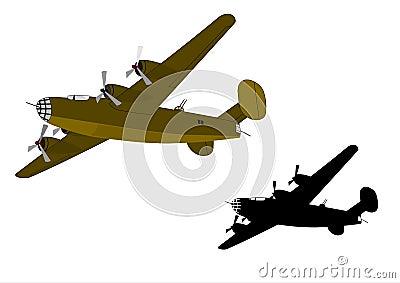 Retro bomber