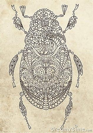 Retro bug