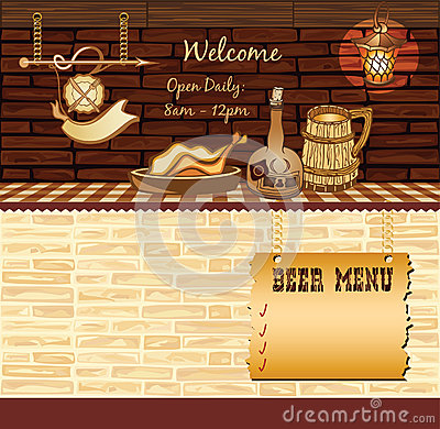 Retro Cafe Web Template