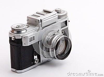 A Retro Camera