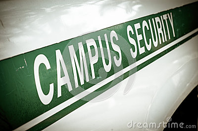 Retro Campus Security