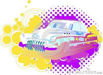 Retro Car 2
