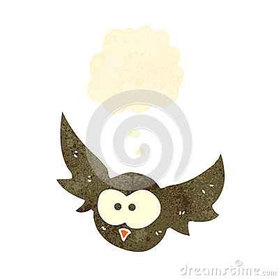 Retro owl cartoon - photo#25