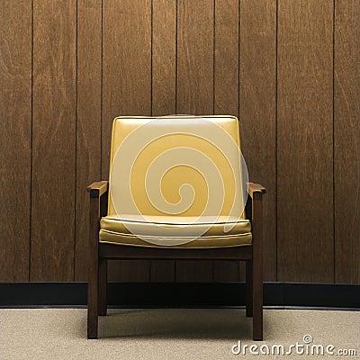 Retro chair.