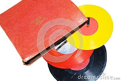 Retro Children's Records/Album
