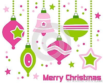 Retro Christmas Ornaments [1]