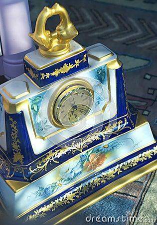 Free Retro Clock Royalty Free Stock Images - 7023929