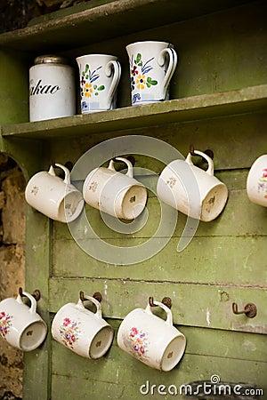 Retro cups