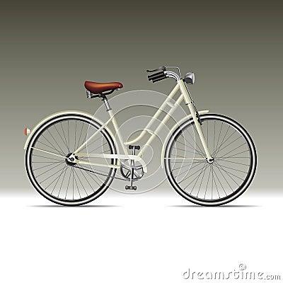 Retro cykel