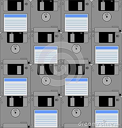 Retro data composition