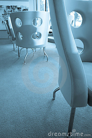 Retro design chairs