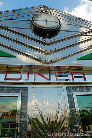 Free Retro Diner Royalty Free Stock Images - 3926759