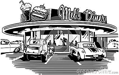 Retro Diner