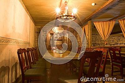 Retro diningroom