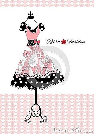 Free Retro Fashion Royalty Free Stock Photos - 36819168