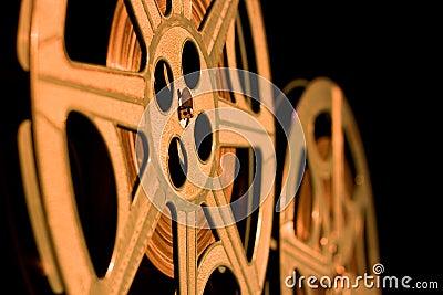 Retro Film Reels