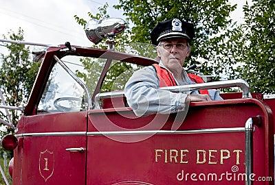 older firefighter singles