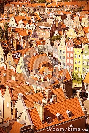 Retro Gdansk