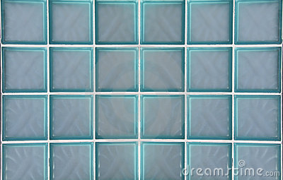 Retro glass blocks