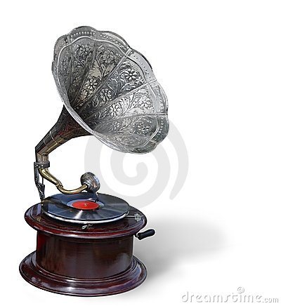Free Retro Gramophone Royalty Free Stock Photos - 2720038