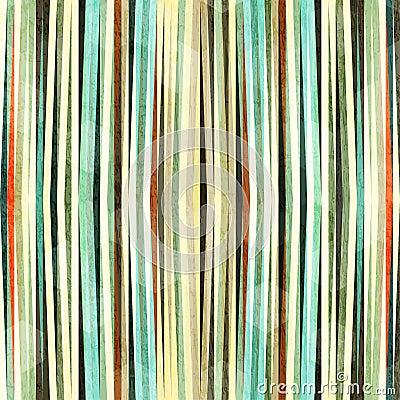 Free Retro Grunge Line Seamless Pattern Royalty Free Stock Image - 29311266