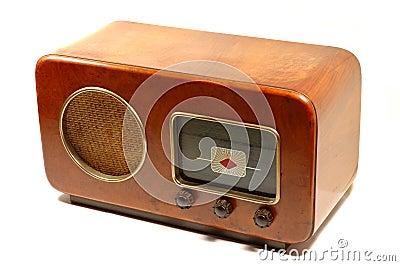 Retro italian radio