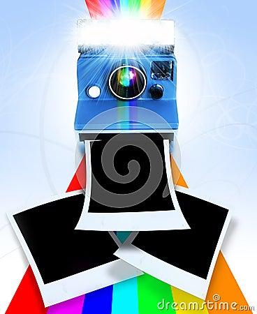 Retro- Kamera