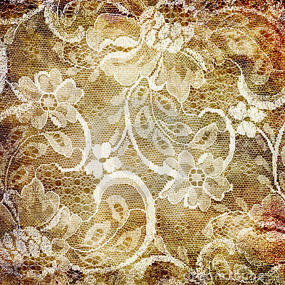 Free Retro Lace Royalty Free Stock Image - 6175416