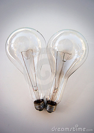 Retro lightbulbs
