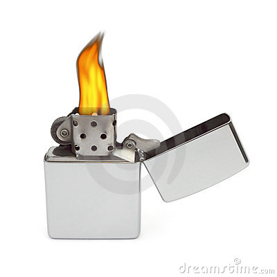 Free Retro Lighter Stock Images - 6977404