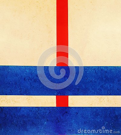 Retro Lines Pattern Background Stock Photo