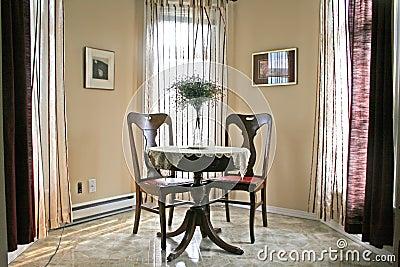 Retro Living Room.