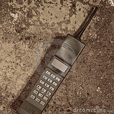 Retro mobile phone