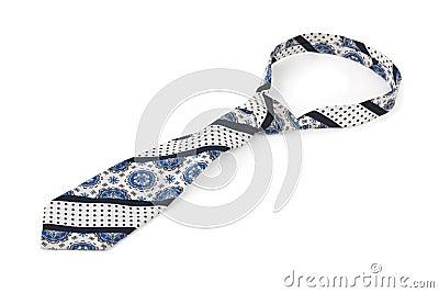 Retro necktie