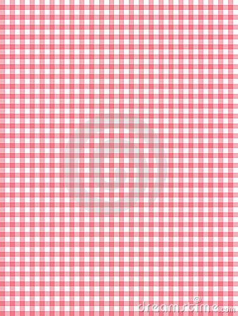 Retro pattern with red