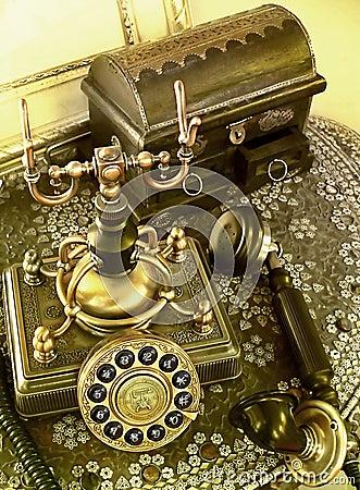 Free Retro Phone Stock Photography - 14150472