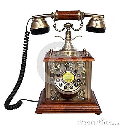 Free Retro Phone Royalty Free Stock Images - 25342239