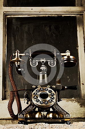 Retro Phone - Vintage Telephone