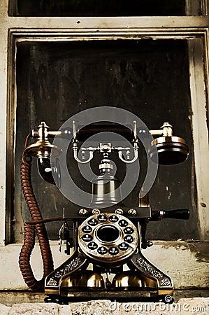 Retro Phone - Vintage Telephone