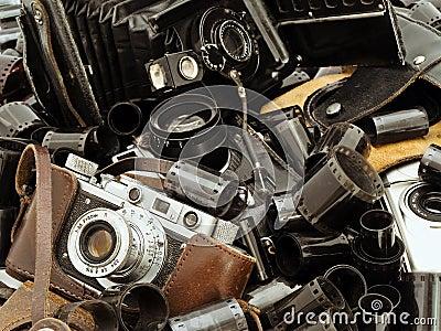 Retro photo accessory