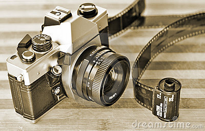 Retro Photography Retro Photography Royalty Free