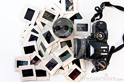 Retro photography gear