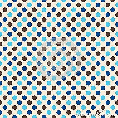 Free Retro Polka Dot Design Stock Images - 4788854