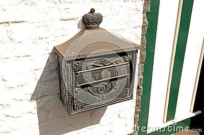 Retro postbox
